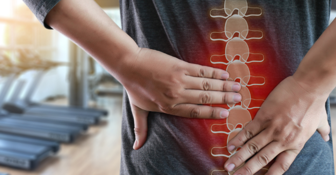 Chiropractic & Low Back Pain image